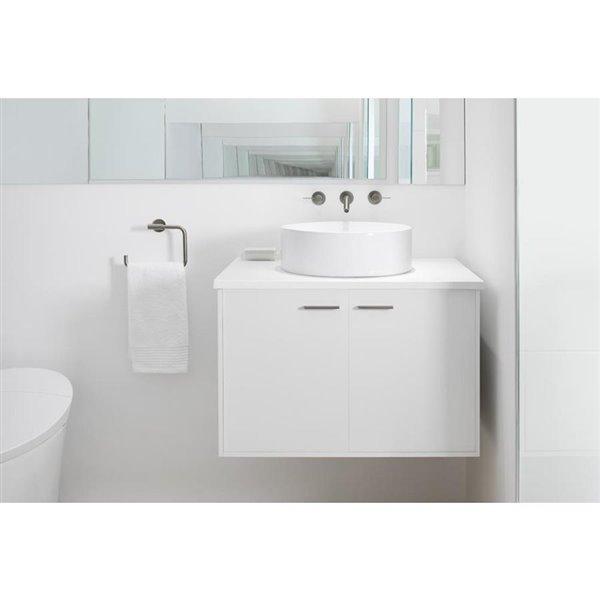 kohler vox round vessel bathroom sink