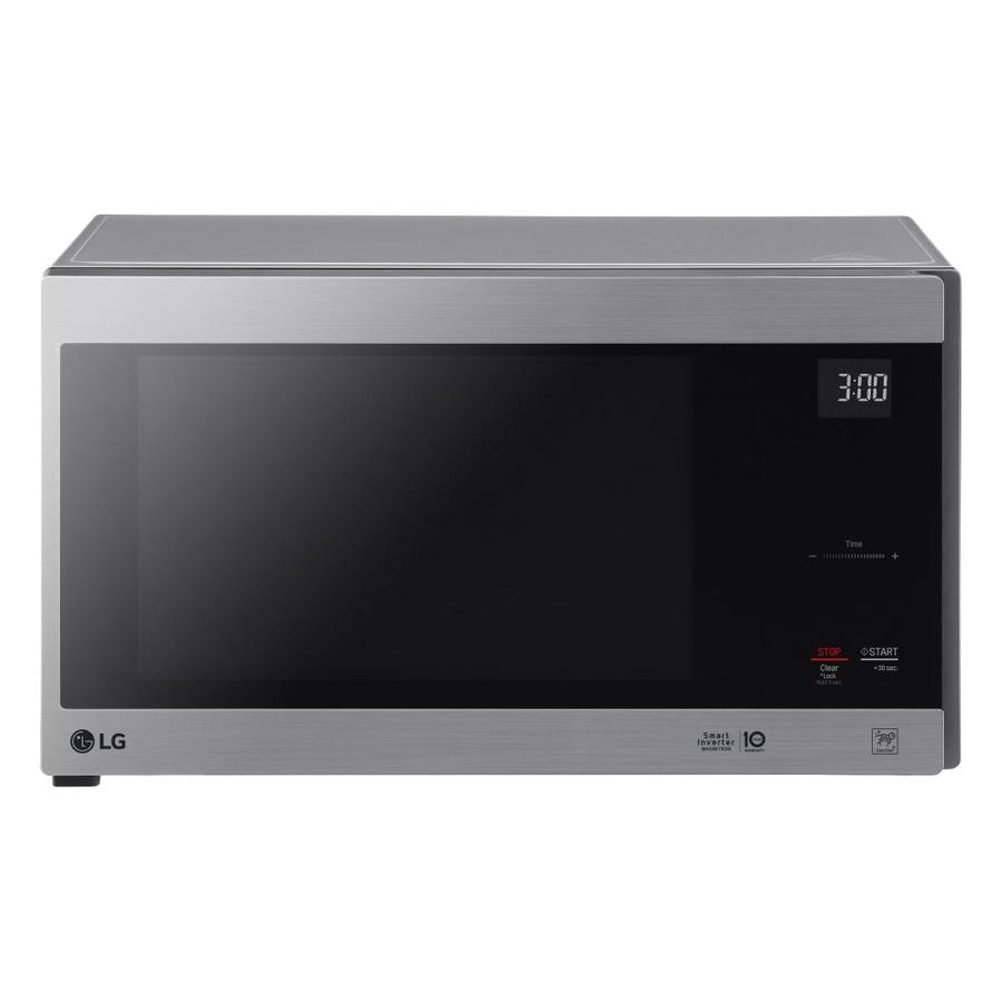 https www lowes ca product countertop microwaves lg 15 cu ft 1200 watt countertop microwave stainless steel 727468