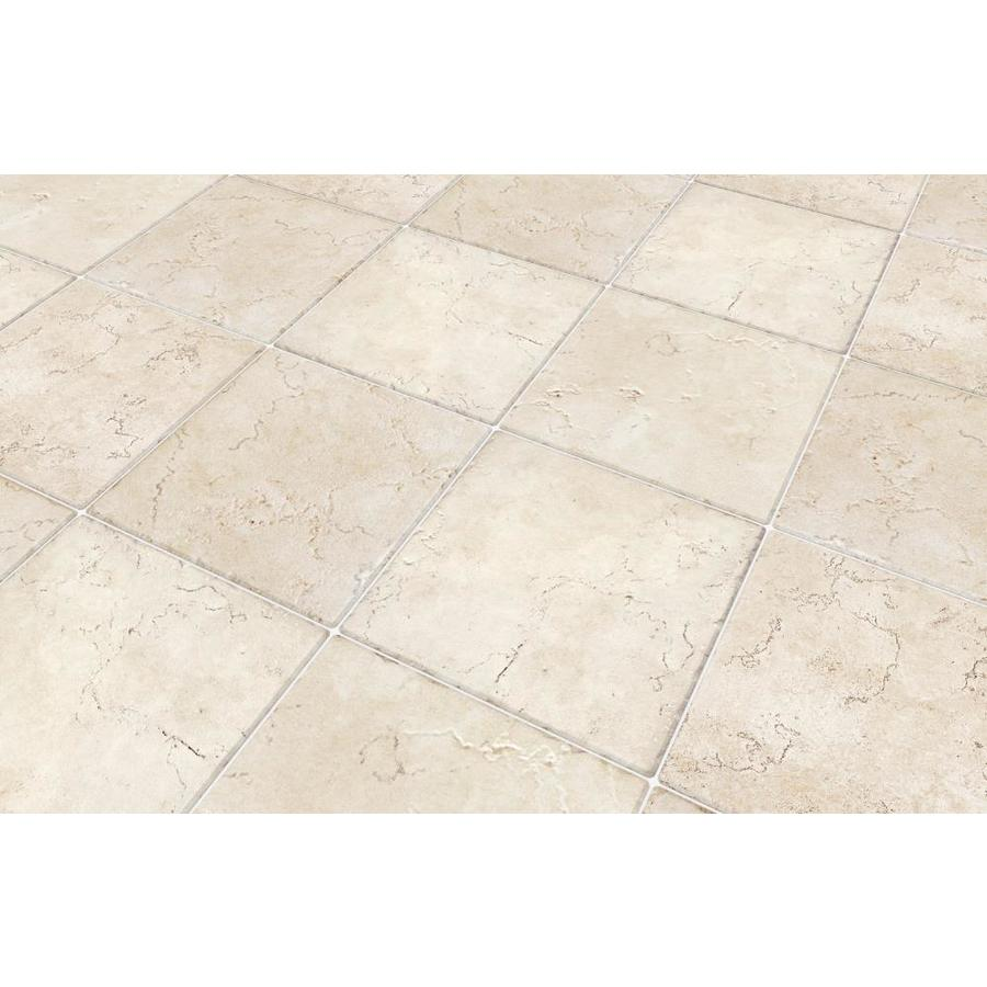 del conca rialto white thru body porcelain floor and wall tile common 12 in x 12 in actual 11 81 in x 11 81 in