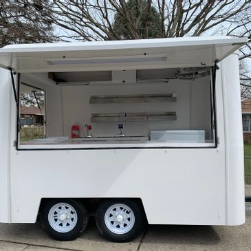 food trucks for sale carts trailers