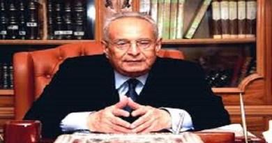 بهاء أبوشقة يقرر عدم استكمال مدته رئيسا لحزب الوفد.. ويدعو لاتخاذ الإجراءات لانتخاب رئيس جديد