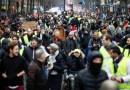 محتجون فرنسيون ينظمون تظاهرات في باريس وعدة مدن للمطالبة بمزيد من إجراءات مكافحة التغير المناخي