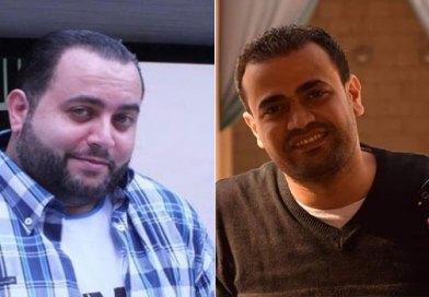 أحمد علام ووسام متَّى.. رفيقان بين موتين (السجن والقبر)