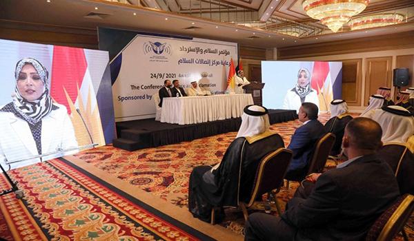 """بعد مؤتمر """"السلام والاسترداد"""".. الحكومة العراقية ترفض التطبيع مع إسرائيل.. يخالف الدستور والقانون"""