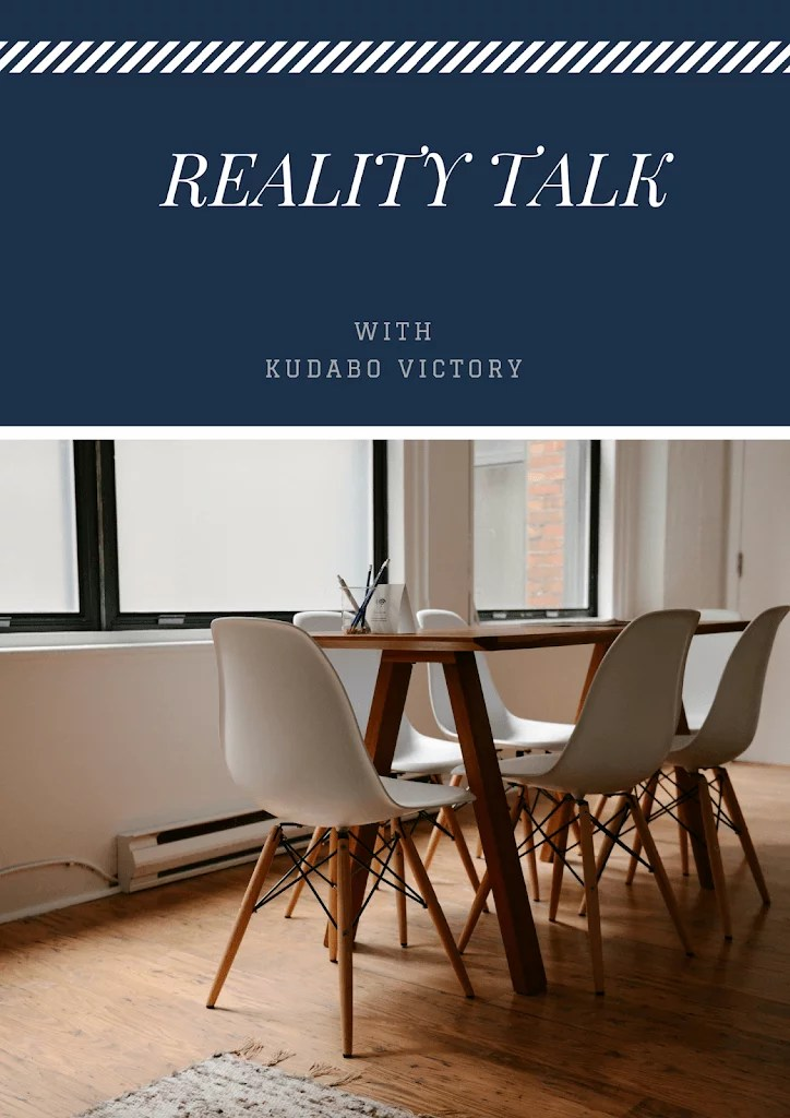 REALITY TALK 2: The Power of Attention