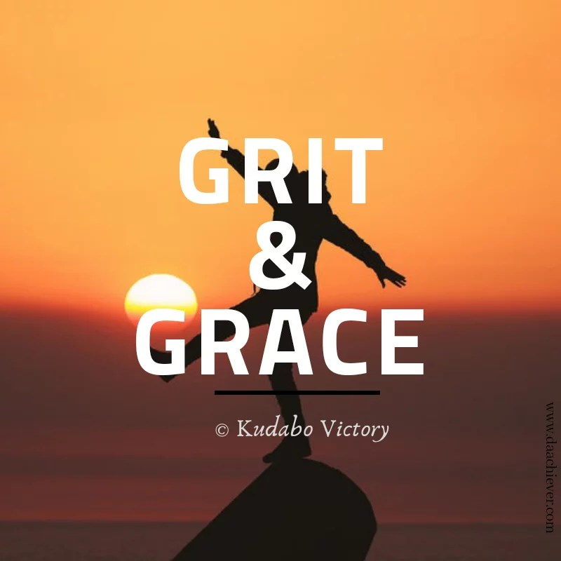 Grit and Grace: The explanation