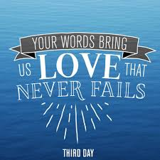 Your word by Third day featuring Harvest