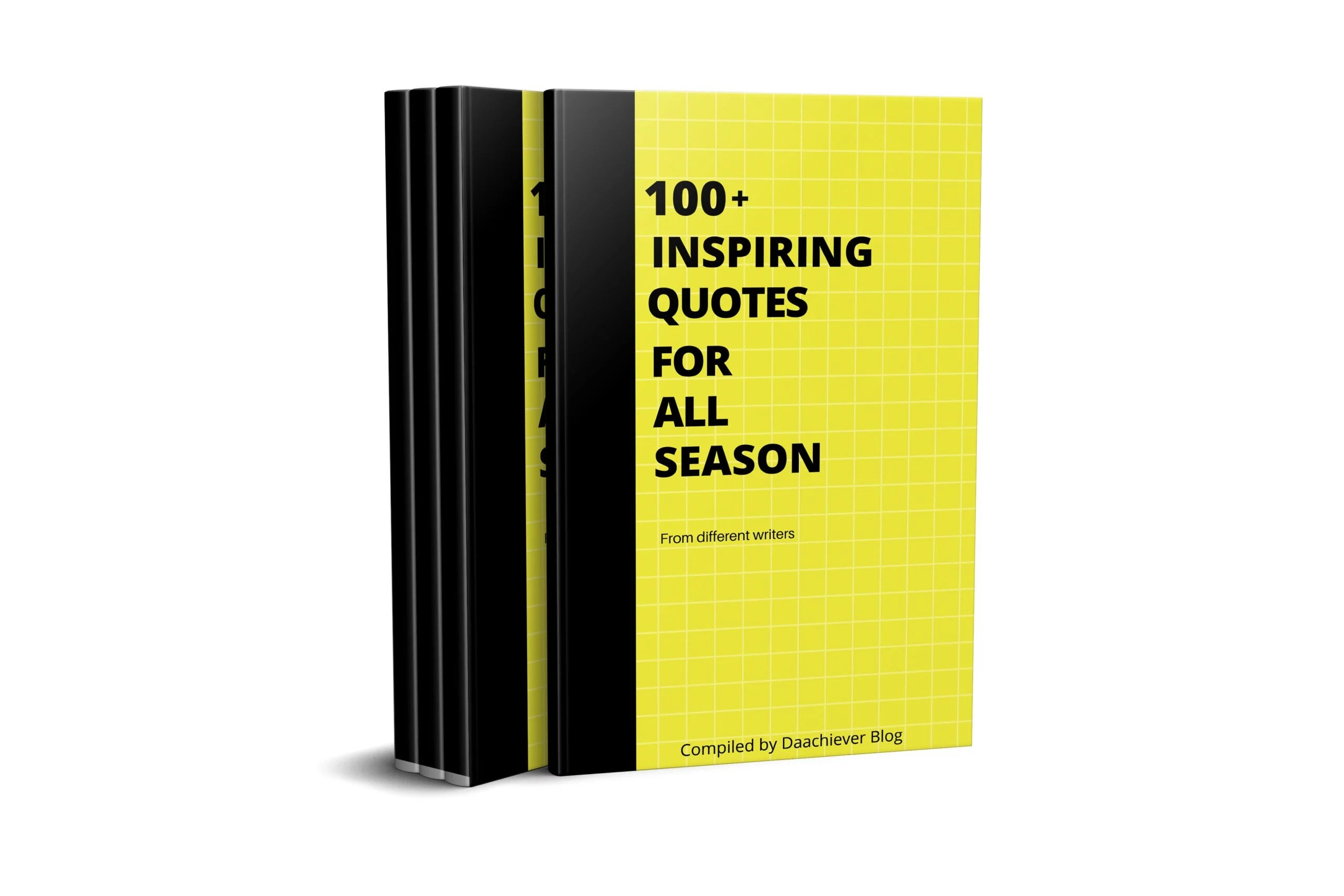 100+ Inspiring Quotes for All Seasons: New Book Alert
