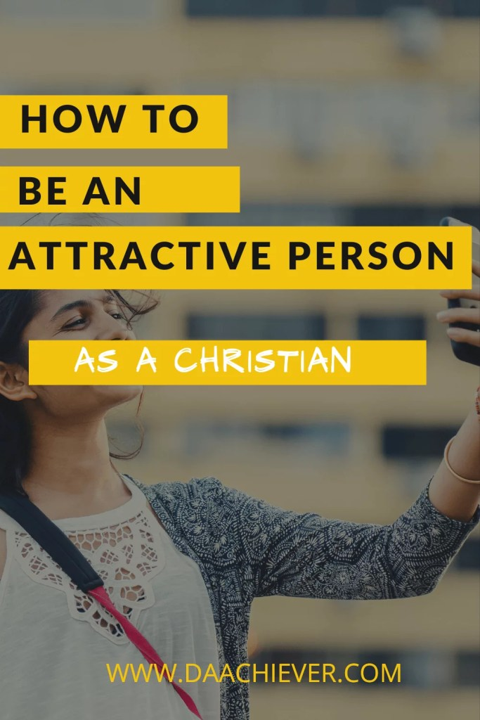 How to attract people as a Christian