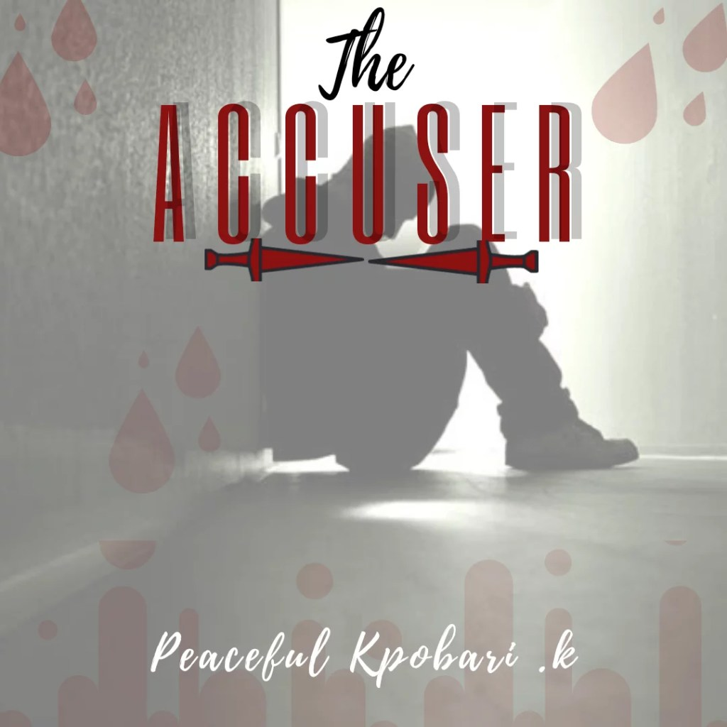The Accuser and the Saviour: You are redeemed