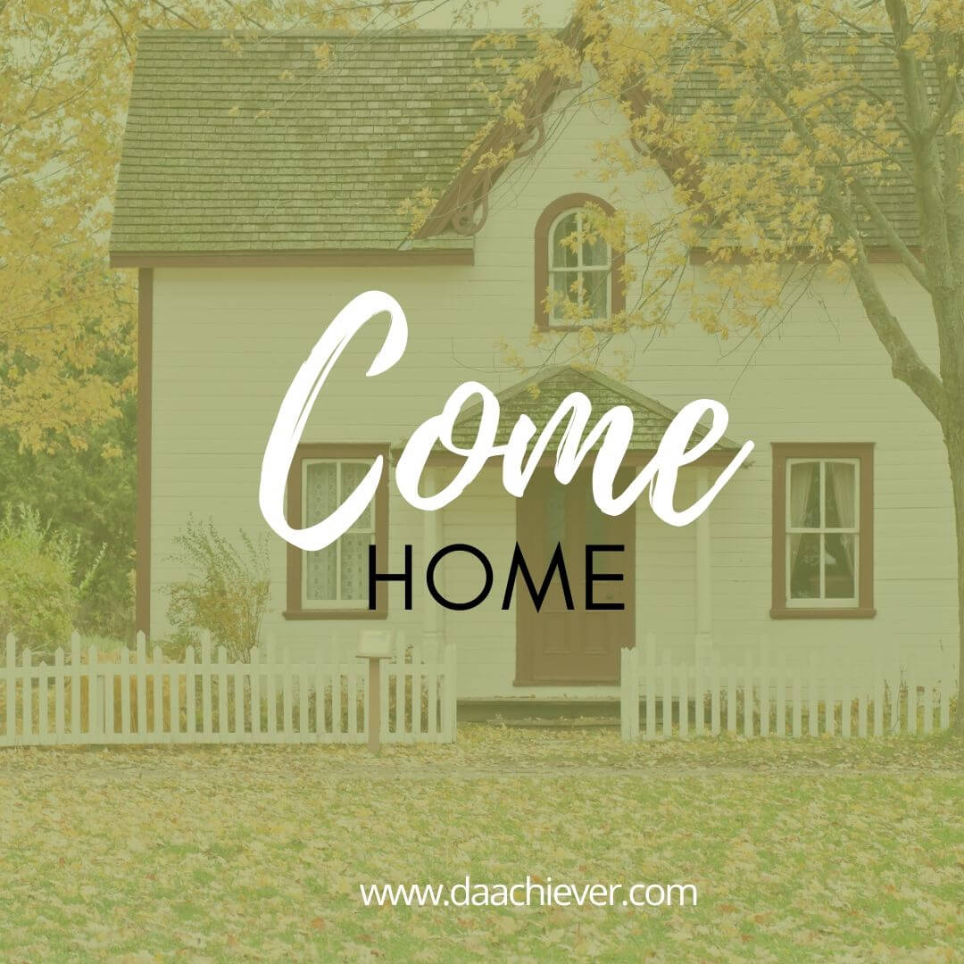 An Illustration of Sodom and Gomorrah: Come Home