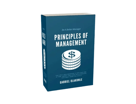 Principles of Management by Olakunle Gabriel
