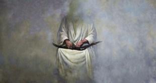 «یا قاهر العدو» ، رنگ و روغن، حسن روح الامین.