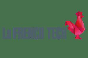 Logo du label French Tech, sur Daan Technologies. Jetez l'éponge, adoptez Bob, le premier mini lave-vaisselle 2 couverts ultra-rapide (cycle rapide de 20 minutes), éco-responsable, intelligent et connecté, portable et autonome (grâce à son réservoir d'eau amovible), design, durable et Made in France.