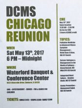 Chicago 2017 Reunion Flyer