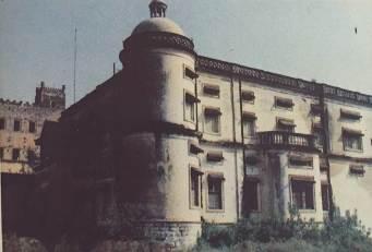 Original DCMS building