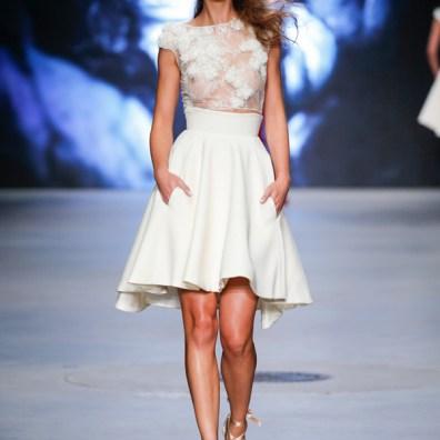 Model Dennis Diem Daan Colijn Fashion Week Amsterdam