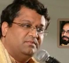 ایسا کہاں سے لاؤں (راجیو چکرورتی کےلیے ایک اظہاریہ) : عزیز ابن الحسن