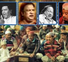 پاکستان میں فنِ قوالی کی روایت —– یاسر اقبال