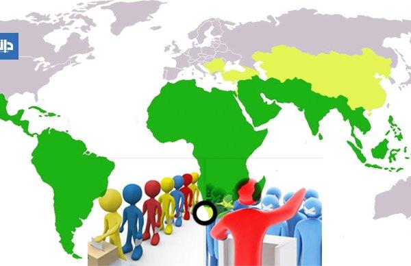 تیسری دنیا: جمہوریت اور اسٹیبلشمنٹ کا تعلق —- کاشف منظور