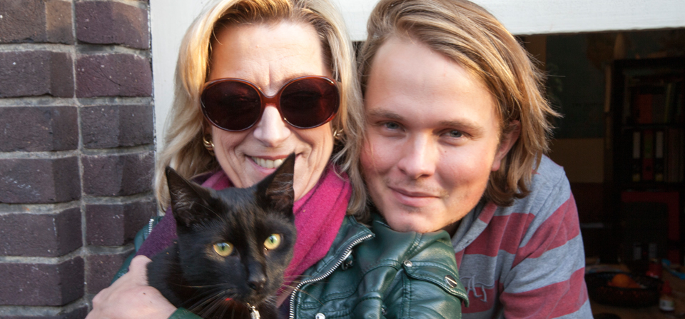 Met Pim en Dominique (2011)