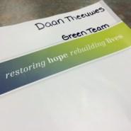 Restoring hope, rebuilding lives (2014)