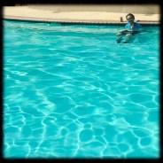 Lekker in het zwembad (2015)