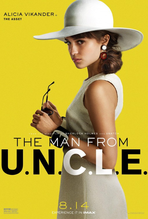 Lunchen met The Man from U.N.C.L.E. (2015)