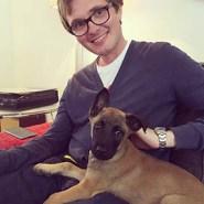 Dog Vito op bezoek (2016)
