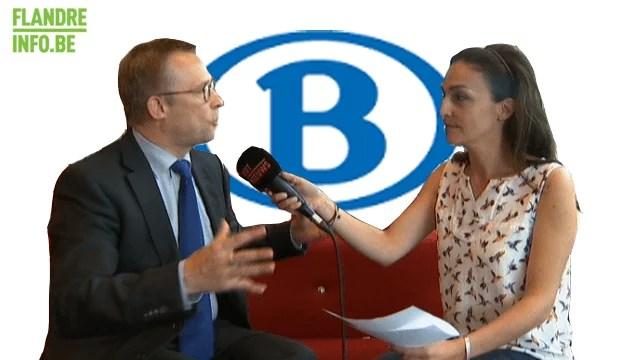 Quoi de neuf en Flandre ? : Rififi à la SNCB