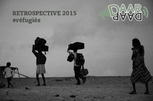 2015, année des réfugiés