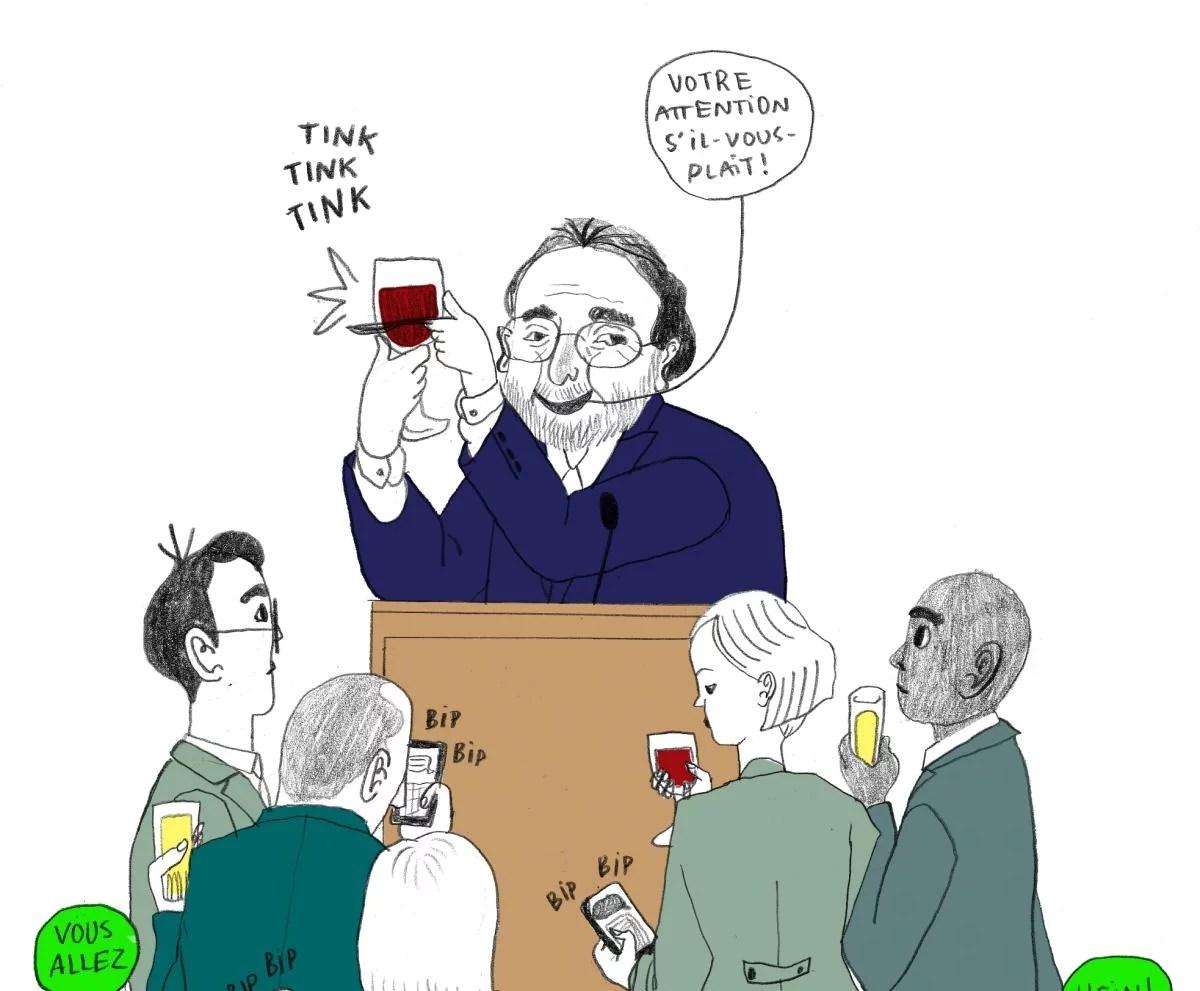Les politiques boivent-ils trop? La réponse selon De Wever