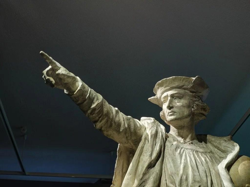 Christophe Colomb déboulonné : «la triste fin d'un héros»