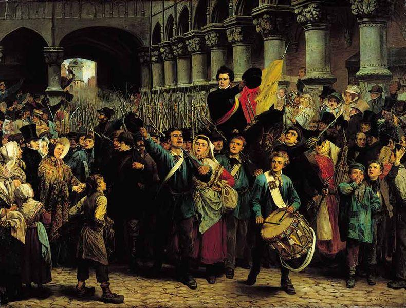 La Belgique n'est pas responsable de la misère qui régnait en Flandre au XIXe siècle