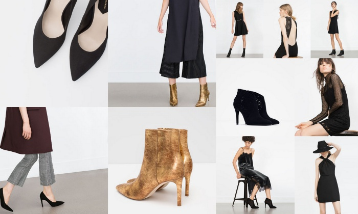 6 december 2015 - Collage shopping ZARA