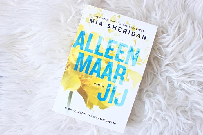 Alleen maar jij - Mia Sheridan (Een boekrecensie)
