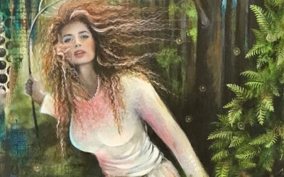 Into the Forest, the Art of Lorrie Bennett