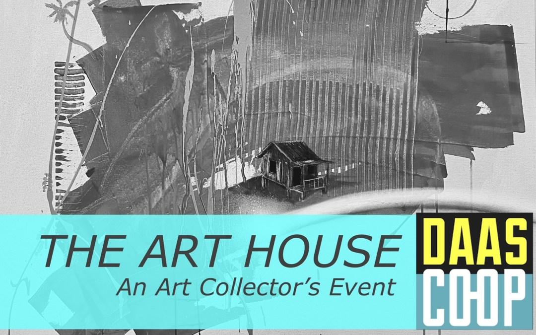 The Art House – An Art Collector's Event