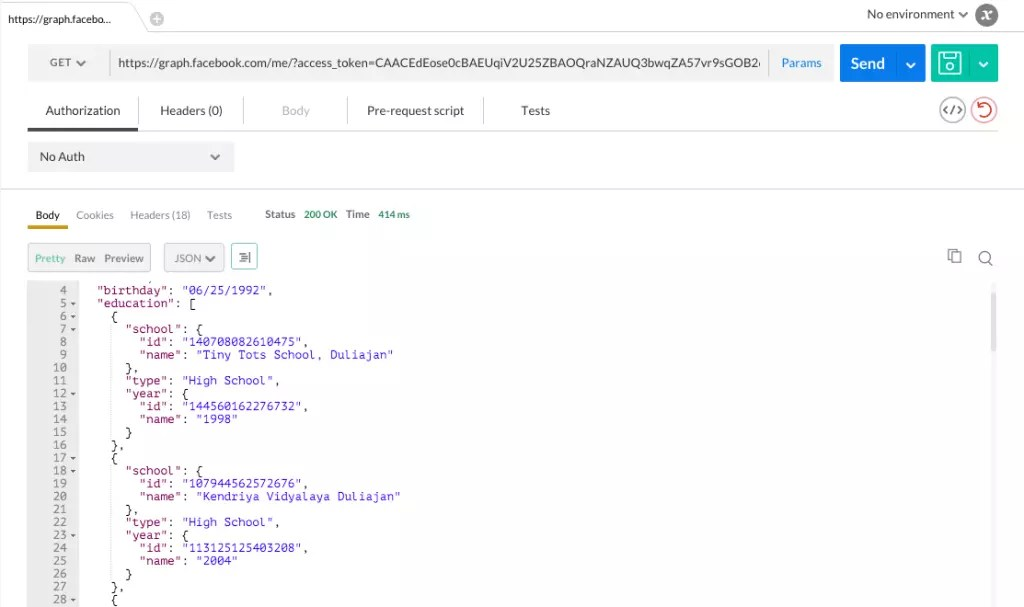 api building and testing made easier with postman