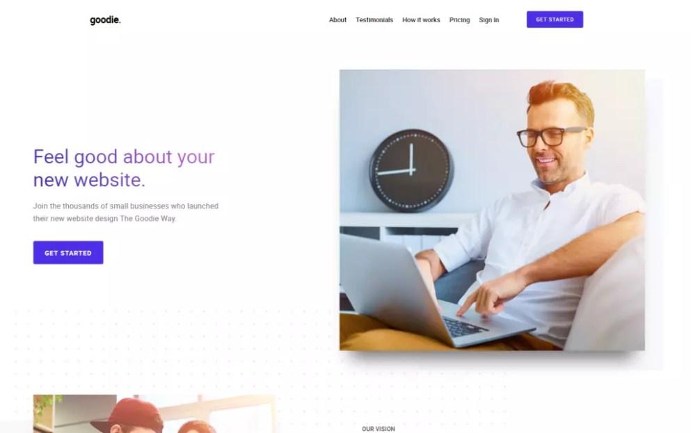Goodie Website