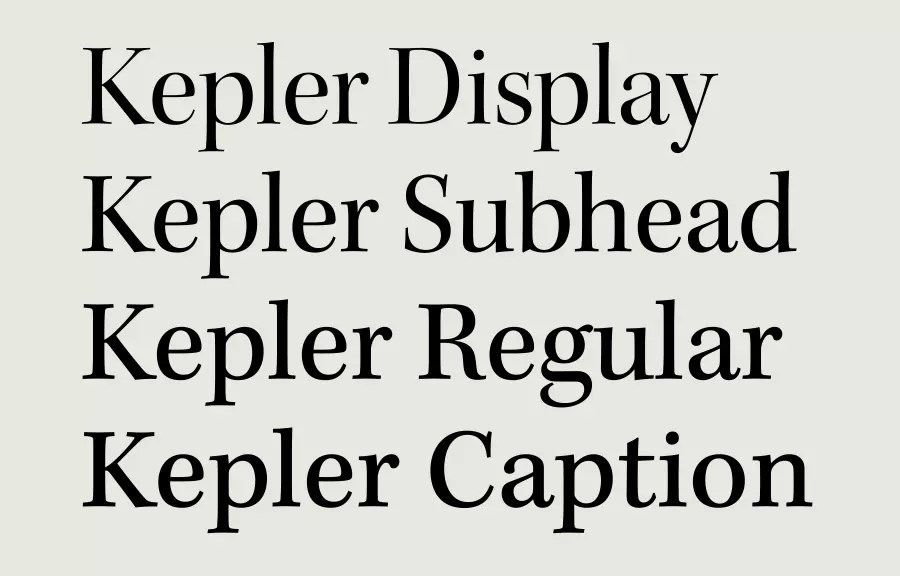 Font-optical-sizing example