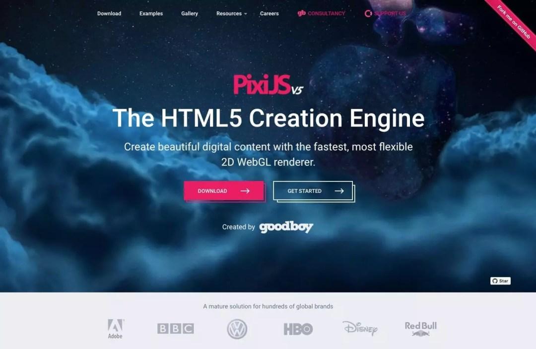 Pixi - Commencez de nouveaux projets plus rapidement