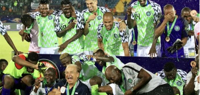 كأس أمم إفريقيا.. نيجيريا في المركز الثالث على حساب تونس