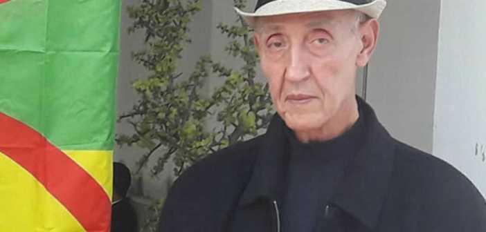 وفاة الناشط الأمازيغي أحمد الدغرني ابن قرية تادارت بقبيلة آيت علي في آيت با عمران