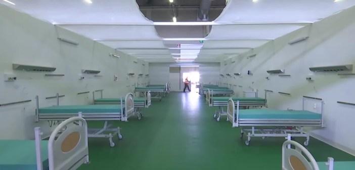 مستشفى ميداني بأكادير جاهز لاستقبال مرضى كوفيد 19 بطاقة استيعابية تصل ل101 سرير
