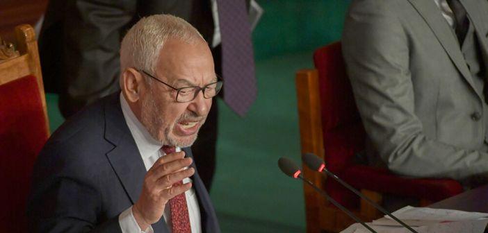 الجيش التونسي يمنع راشد الغنوشي من دخول البرلمان