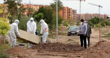 المغرب كورونا وفاة