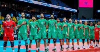 المنتخب المغربي للكرة الطائرة