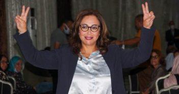 Asmae-Rhlalou-RNI-élue-à-la-tête-du-Conseil-de-la-ville-de-Rabat- أسماء غلالو