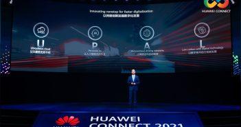 Eric Xu, Rotating Chairman, Huawei هواوي كونيكت 2021
